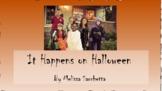 It Happens on Halloween Interactive Book