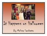 It Happens on Halloween: Large Book