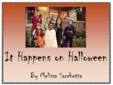 It Happens on Halloween Book & Activity Bundle