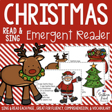 Christmas Shared Reading Read & Sing Early Reader