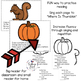 Fall Shared Reading Read & Sing Early Reader