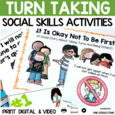 It Is Okay Not To Be First (A Social Story)