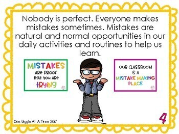 Social Story Mistakes