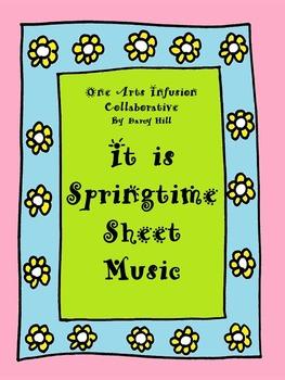 It Is Springtime Sheet Music