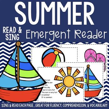 Summer Emergent Reader