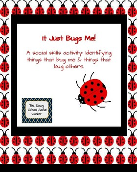 It Just Bug's Me