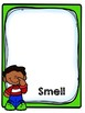 It Makes Sense (Sight and Smell) File Folder Game