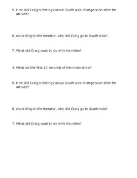 It Takes a Child Mini Quiz