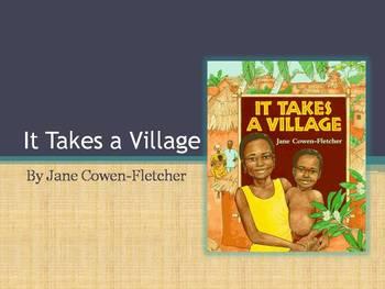It Takes a Village, Cowen-Fletcher, Text Talk, Collaborati