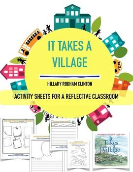 It Takes a Village Hillary Clinton