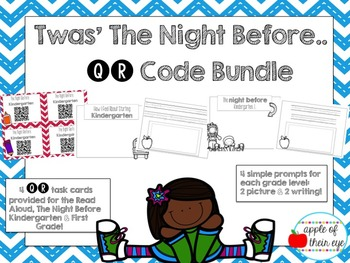 It Was the Night Before.. QR Bundle