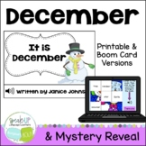 It is December ~December reader {Young Readers, ESL, EFL}