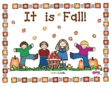 It is Fall - Sight Word Reader Book Set