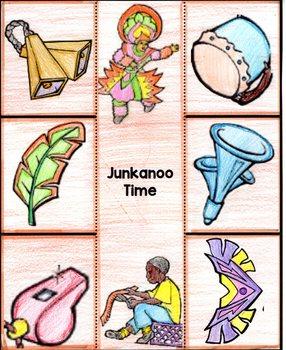 It is Junkanoo time in The Bahamas