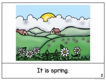It is May ~May reader {Young Readers, ESL, EFL}
