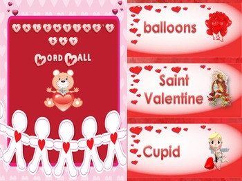 It is Valentine's Day!  Instructional Pack