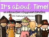 It's About Time Interactive Timeline