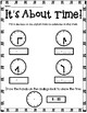 It's About Time - a game for teaching 1/2 hour