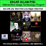Edgar Allan Poe: Technology Project - Edgar Allan Poe Short Story Unit