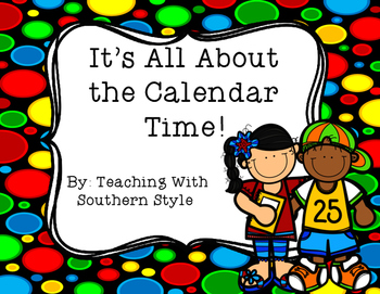 It's All About Calendar Time