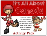 It's All About Canada - Canada Study Guide