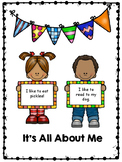 It's All About Me Book