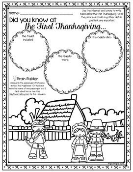 It's All About Thanksgiving