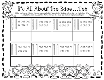 It's All About the Base Ten Math Center