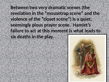 It's All Downhill from Here: Eight Deaths in Hamlet