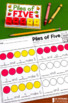 It's All Fun & Games {Fall Themed Activities for Kindergar