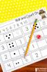 It's All Fun & Games {November Activities for Kindergarten} MATH ONLY