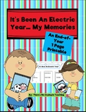 It's Been An Electric Year... Memory Page