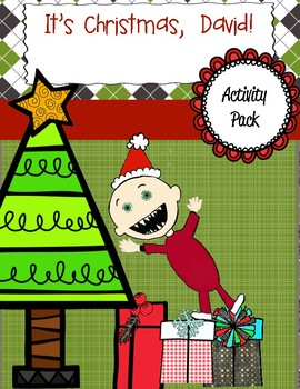 It's Christmas, David! Activity Pack