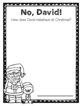 It's Christmas, David! Story Pack
