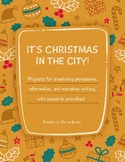 It's Christmas in the City!
