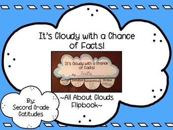 Cloudy with a Chance of Facts! ~Interactive Cloud Flipbook~