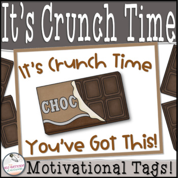 It's Crunch Time & You've Got This- Testing Motivation Slips