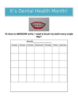 It's Dental Health Month!