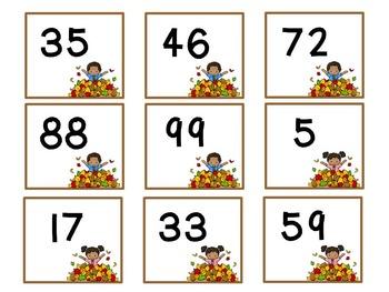 It's Fall Math and Literacy Unit