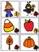 It's Fall Y'all! Write the Room- Beginning Sounds
