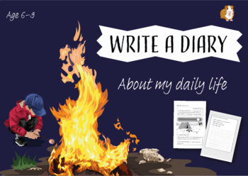 It's Fun To Write A Diary About My Daily Life (6-9 years)