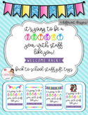 It's Going to be a BRIGHT Year (Back to School Staff Gift Tags)
