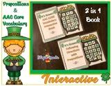 St. Patrick's AAC CORE Vocabulary & Prepositions Interacti