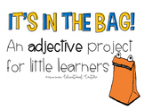 It's In the Bag! Adjective Activity/Project
