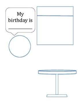 It's My Birthday Template