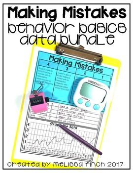 It's Okay To Make Mistakes- Behavior Basics Data
