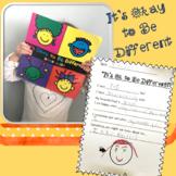 It's Okay to Be Different Activity- Celebrating Similariti
