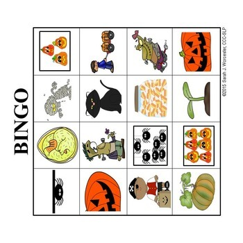 It's Pumpkin Time!  Companion Activities for Speech & Language