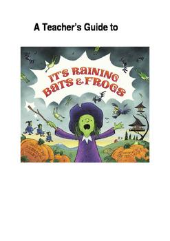 It's Raining Bats & Frogs!