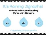 It's Raining Digraphs! Game